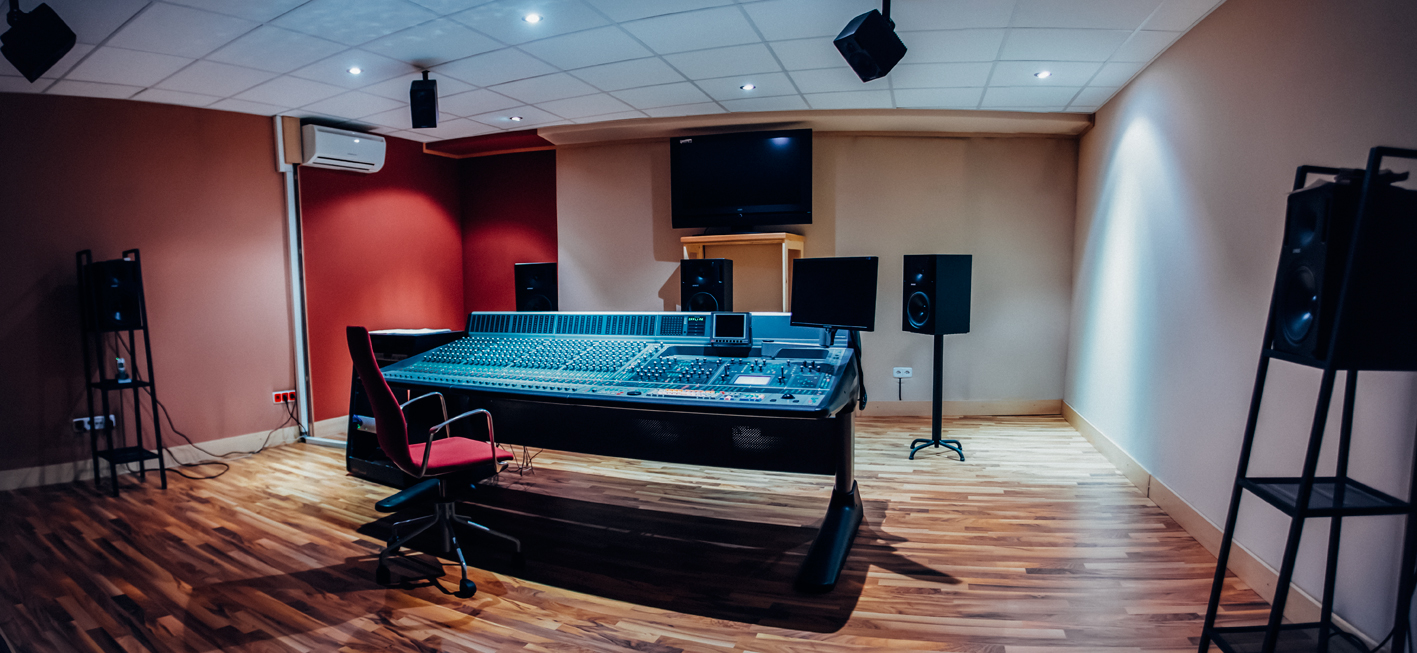 Broadcast Mixing Rooms AdHoc Sound Studios