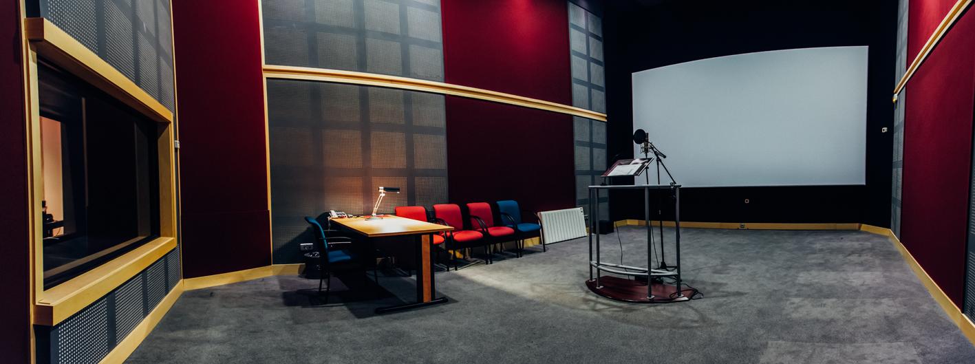 Sound Recording AdHoc Sound Studios
