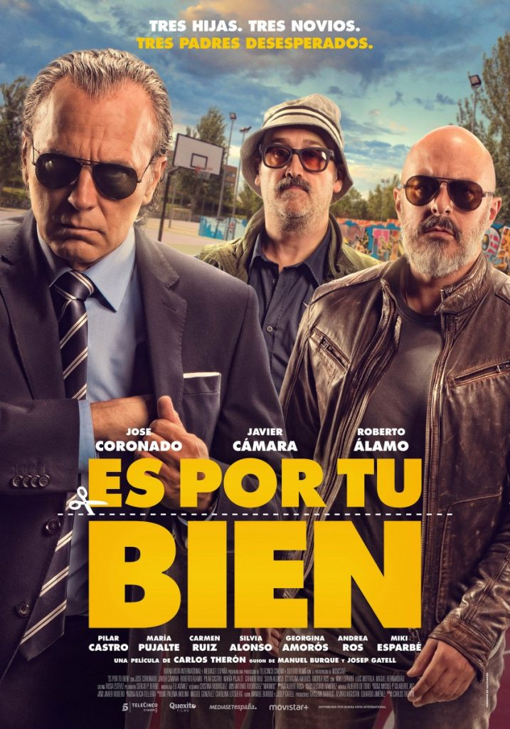 Directed by Carlos Therón Production Companies; Quexito Films & Telecinco Cinema