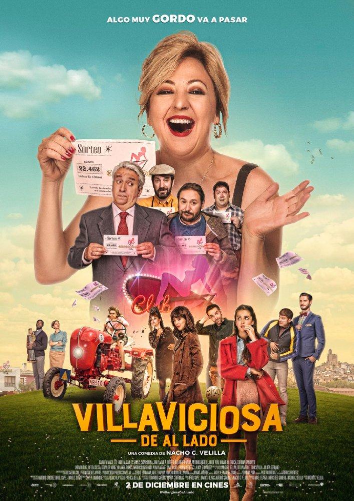 Directed by Nacho G. Velilla Production Companies: Atresmedia Cine & Producciones Aparte