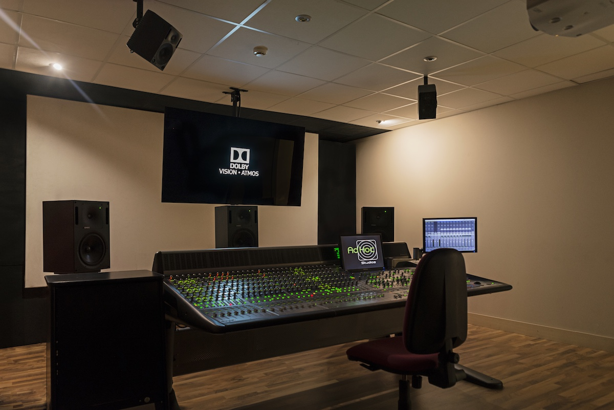 Mixing Rooms