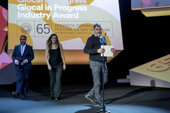 'Dantza' ganadora de la primera edición Glocal in Progress
