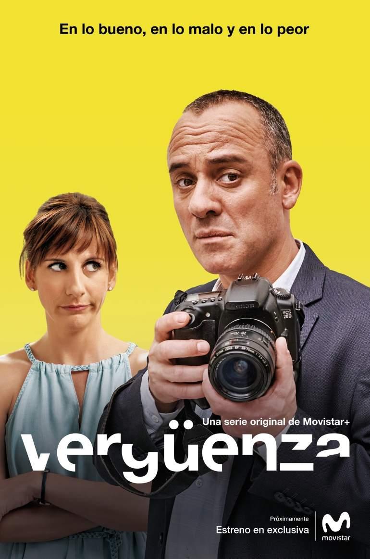 Movistar+ estrena trailer de Vergüenza